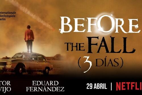 '3 días': una agobiante pesadilla diurna a las puertas del fin del mundo que Netflix ha rescatado del olvido
