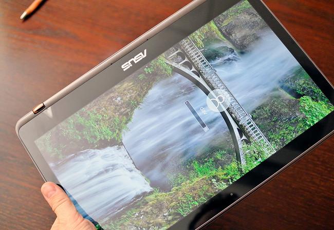 Asus Zenbook Flip Ux360ua 7