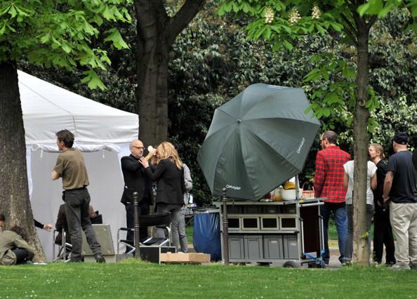 Foto de Kate Moss es la nueva colaboración de Mango para el próximo Otoño-Invierno 2011/2012 (5/6)