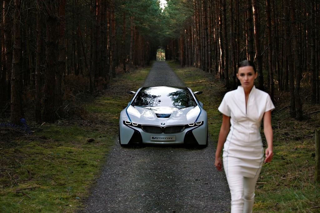 Foto de BMW Vision EfficientDynamics 2009 (68/92)