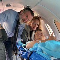 """El doctor Ángel Charte advierte: """"La lesión de Tito Rabat es muy complicada"""""""