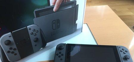 Las dudas y miedos de Nintendo Switch desaparecieron cuando tuve la consola en mis manos