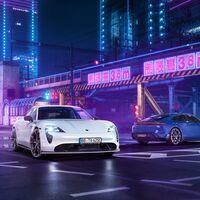 Techart saca punta al Porsche Taycan: fibra de carbono y llantas nuevas para un extra de deportividad en la superberlina eléctrica