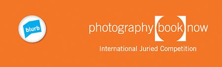 Photography Book Now, concurso de libros de fotografías