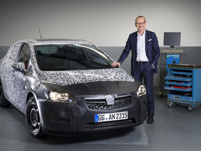 ¡Confirmado! La nueva generación del Opel Astra será presentada en el Auto Show de Frankfurt