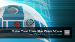 Capítulos de Star Wars hechos por los usuarios