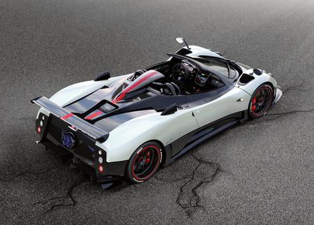 Pagani Zonda Cinque Roadster 2010 1280 02