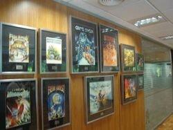 Oficinas de FX Interactive