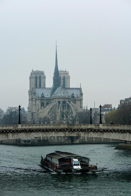 Catedral De Notre Dame Imagenes Antes Del Incendio 15 De Abril 22
