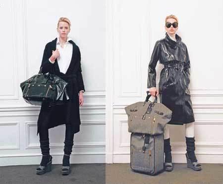 Ropa de viaje Yves Saint Laurent, viajar con estilo