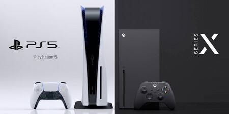 Esto es lo que ocuparán la PS5 y la Xbox Series X en tu salón cuando las coloques al lado de tu tele