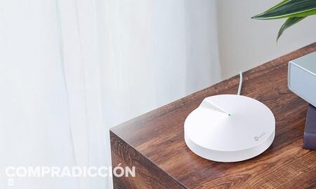 Montar una red WiFi en malla es mucho más barato con el kit TP-Link Deco M5  de 3 nodos que Amazon te deja por 165 euros
