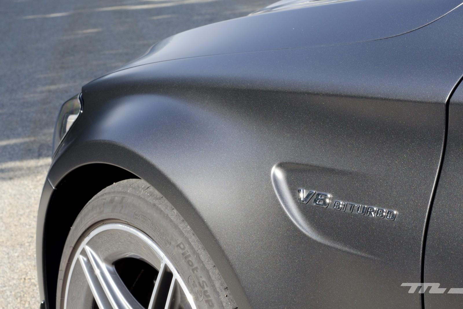 Foto de Mercedes-AMG C 63 S 2019, prueba (21/53)