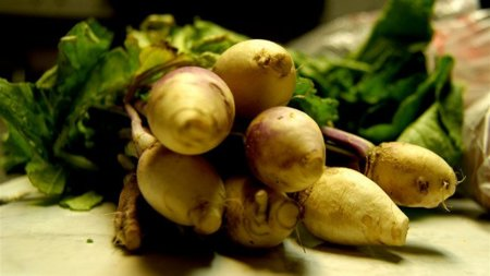 El nabo: una hortaliza que no podemos desaprovechar