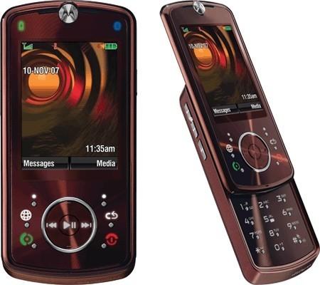Motorola Z9, de la gama RAZR