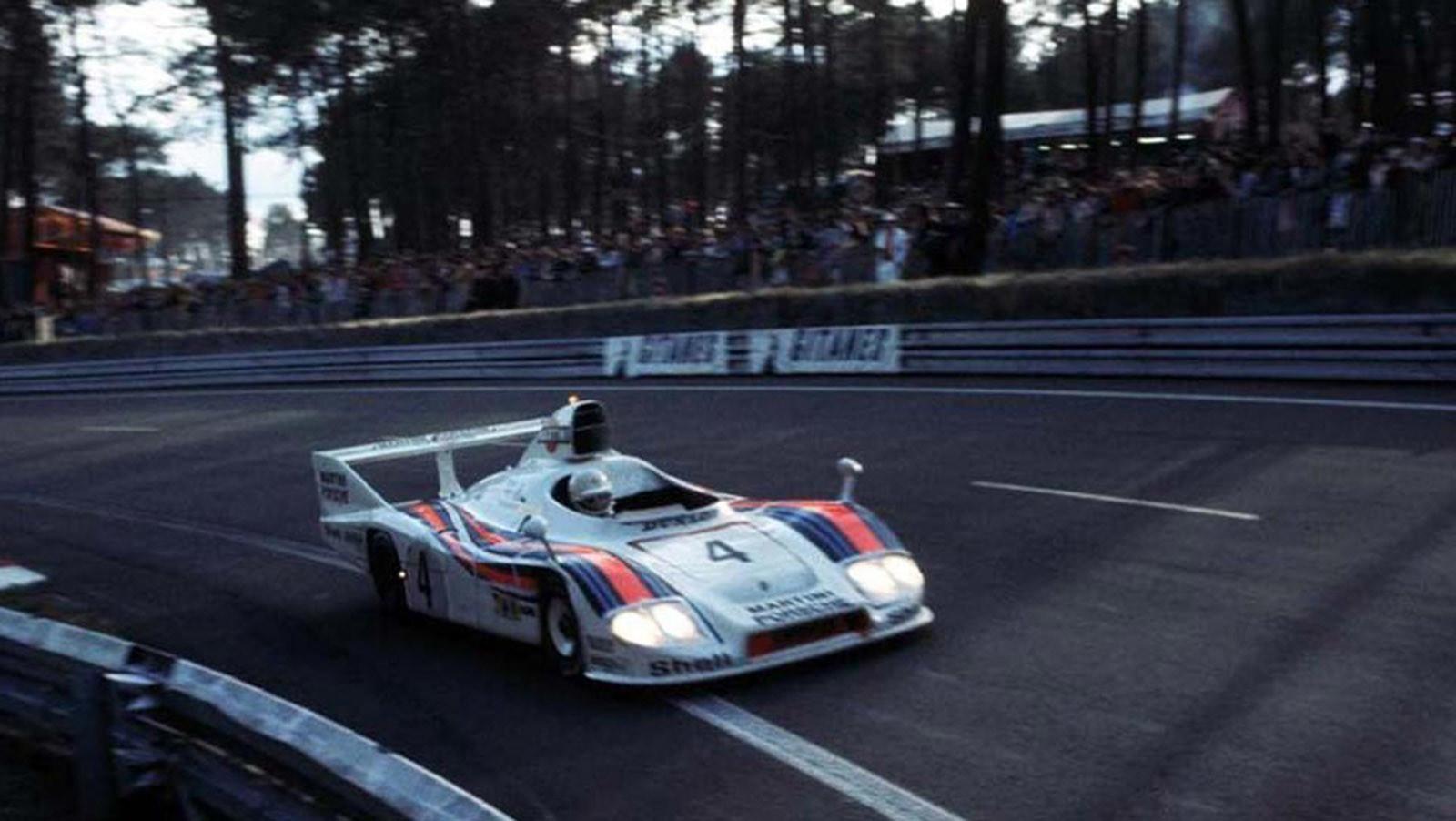 Foto de Campeones Porsche en Le Mans (4/28)