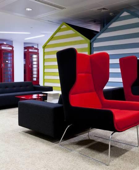 Foto de Las oficinas de google en Londres (2/5)