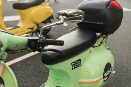 Motos Bicicletas Compartidas Barcelona 3