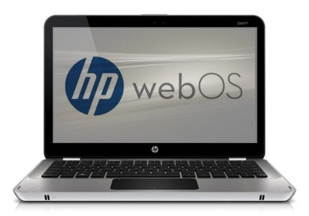 HP incluirá webOS en cada PC Windows que lance en 2012