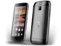 Acer presenta su teléfono Android con 4.8 pulgadas, 1024x480 píxeles de resolución