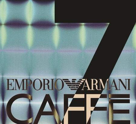 Armani presenta su CD Emporio Armani Caffè Vol 7