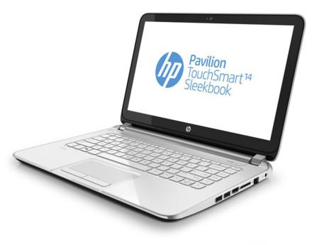 HP Envy 14 TouchSmart estrena alta resolución: 3.200 x 1.800 píxeles