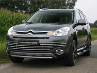 Citroën C-Crosser por Musketeer, pimp my french SUV