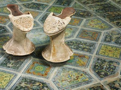 Estos 200 zapatos merecen su propia exposición de moda. ¿Pasión o dolor?