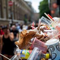 Aguscalientes se une a la lista de estados de México que prohiben el uso de popotes, bolsas de plástico y unicel