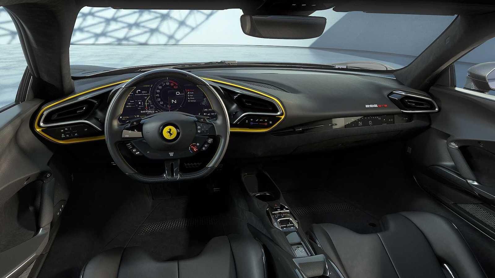Foto de Ferrari 296 GTB (10/14)