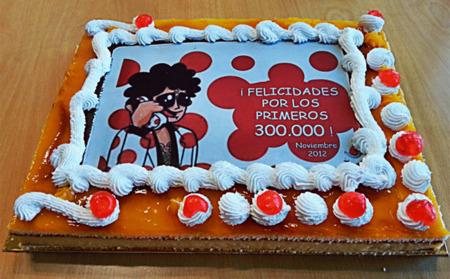 Vodafone felicita a Pepephone por su quinto cumpleaños, la imagen de la semana