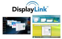 Monitores USB de DisplayLink con soporte de Aero