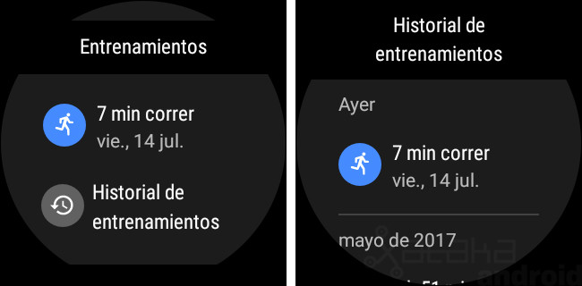 Fit Historial