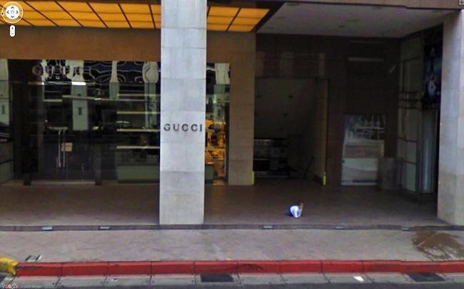 Foto de Google Street View fotos por Jon Rafman (2/32)