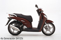 Honda SH125i, cuarta generación