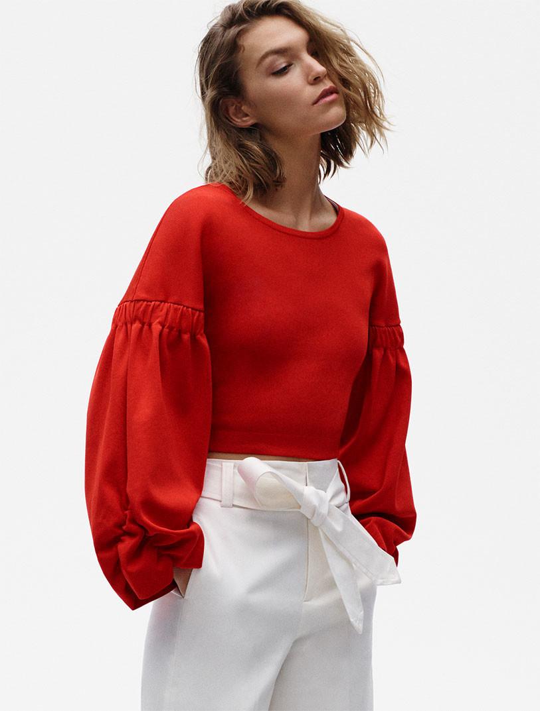 Foto de Zara editorial knit 2017 (9/11)