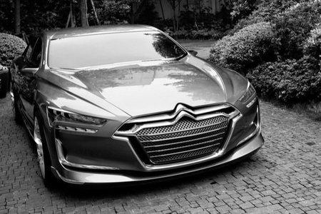 Citroën DS9, más largo que un Audi A8 L y basado en el Metropolis Concept