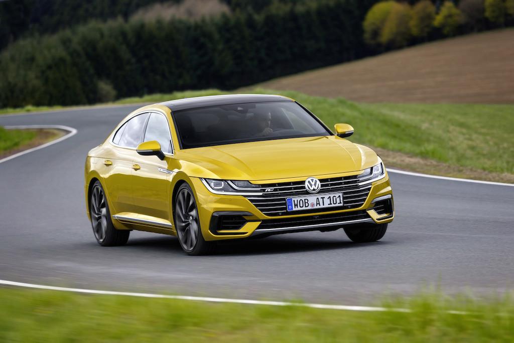 Foto de Volkswagen Arteon (8/25)