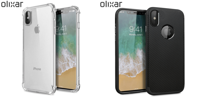 Olixar Iphone ocho Cases