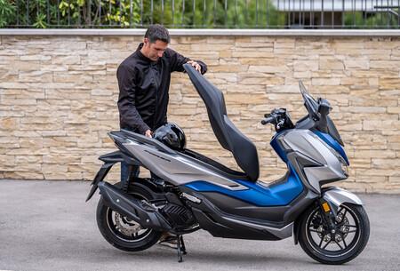 Honda Forza 125 2021 Precio 1