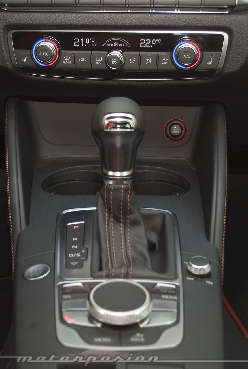 Foto de Audi A3 presentación (3/39)