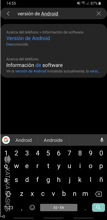 Busca Android