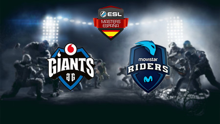 Vodafone Giants y Movistar Riders jugarán la final de ESL Masters Rainbow Six después de unas semifinales de infarto