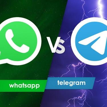 WhatsApp vs Telegram: ¿cuál es la mejor aplicación de mensajería?