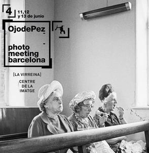 Martin Parr, Luis Baylón y Joan Fontcuberta entre los fotógrafos del IV Ojo de Pez Barcelona