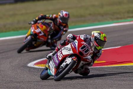 Sergio Garcia Aragon Moto3 2021