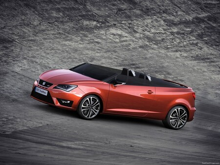 Seat Ibiza Cupster Concept 2014 1600 02