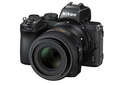 Nikon Z50 8