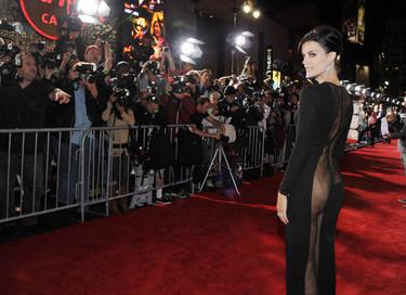 ¿Atrevimiento o estilo? Las transparencias de Jaimie Alexander generan controversia