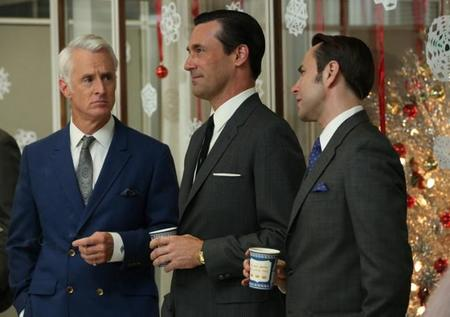 Mad Men Roger Don Pete